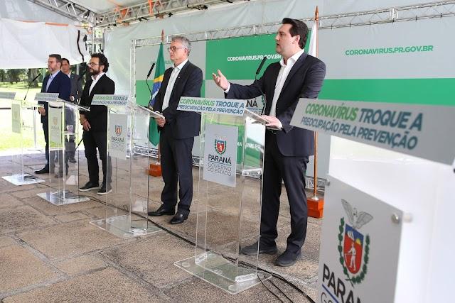 Governador anuncia R$ 1 bilhão para preservar os empregos