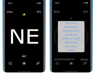Compass iOS
