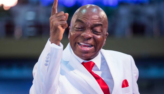 I will lay hands on COVID-19 patient & they will recover – Oyedepo
