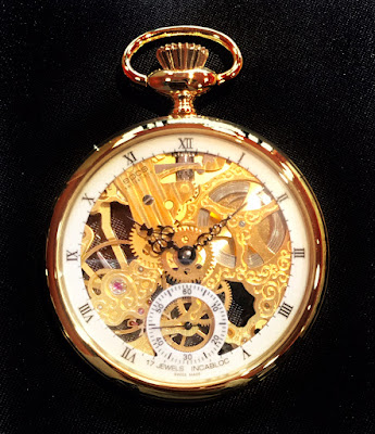 eposの懐中時計
