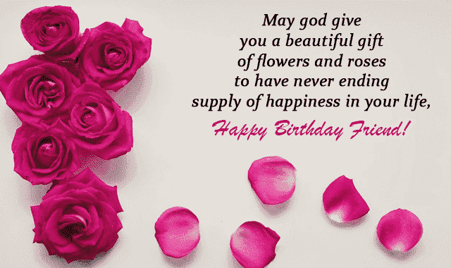 happy birth day images for friend