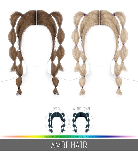 AMBI HAIR (PATREON)