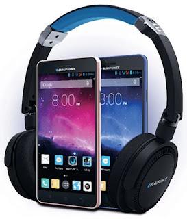Blaupunkt Sonido J1 5 inch Android Soundphone Murah Rp 1 Jutaan (Bonus Headphone)