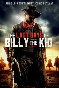Os Últimos Dias De Billy The Kid - Legendado