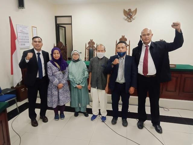 Tumpang Tindih Penerbitan SHM Lahan, BPN Bandung dan Pemilik Sertifikat Kedua Digugat Ke PTUN