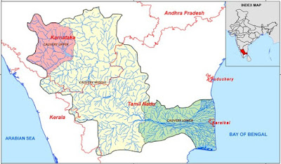 Everything you need to know about Cauvery River and it's Dispute (Part-1)