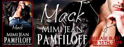 Mack Release Day Blast!