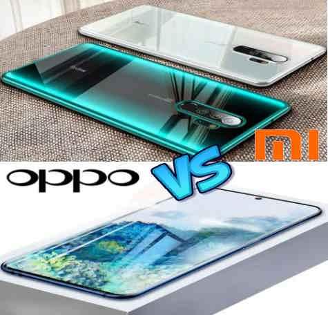 Compare: Spesifikasi dan Harga Xiaomi Redmi 9A vs OPPO A12