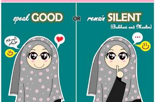 Speak Good or Remain Silent