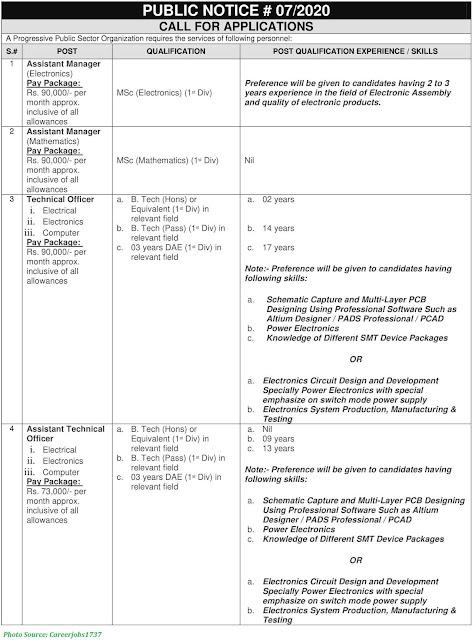 Atomic Energy Commission Jobs Decmember 2020 Latest Apply Online for Latest Atomic Energy Jobs 2020 www.careerjobs1737.com