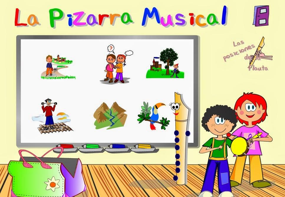 Pizarra musical