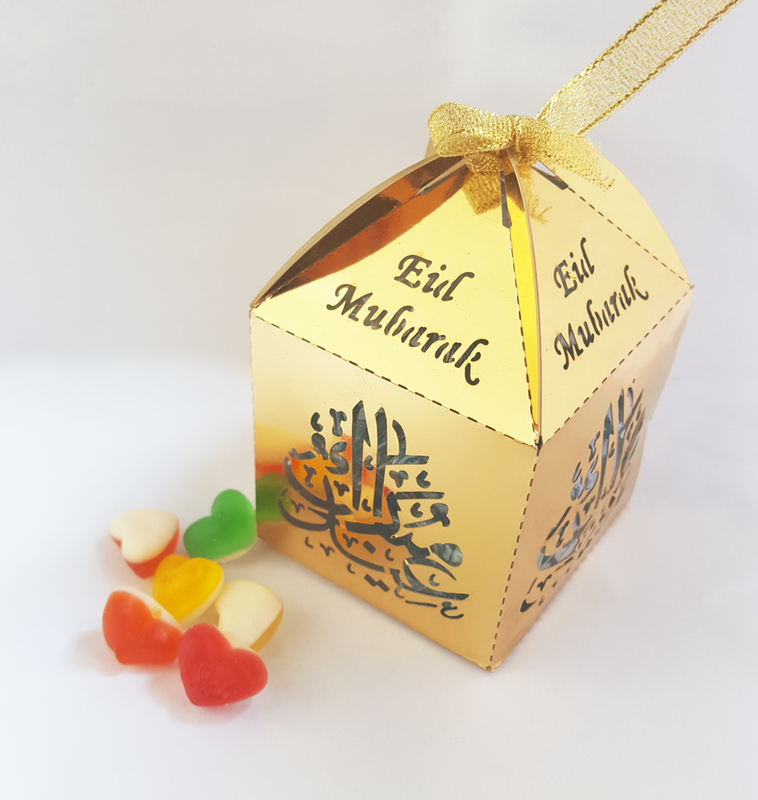 Eid Gifts 2018 – Sweet Box