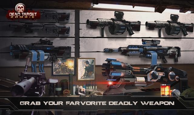 dead target zombie hile