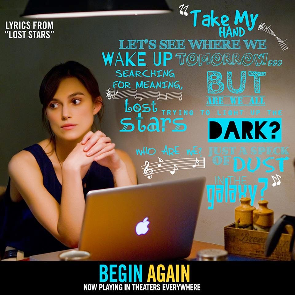 begin again soundtracks-keira knightley-lost stars