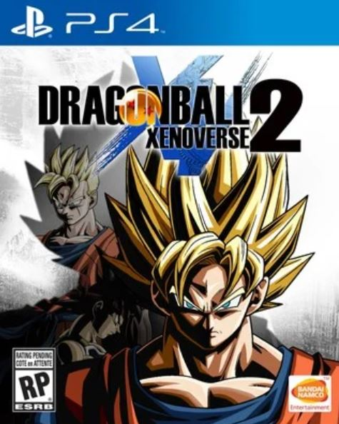Game Dragon Ball Xenoverse 2 Menambahkan Chronoa sebagai Karakter DLC