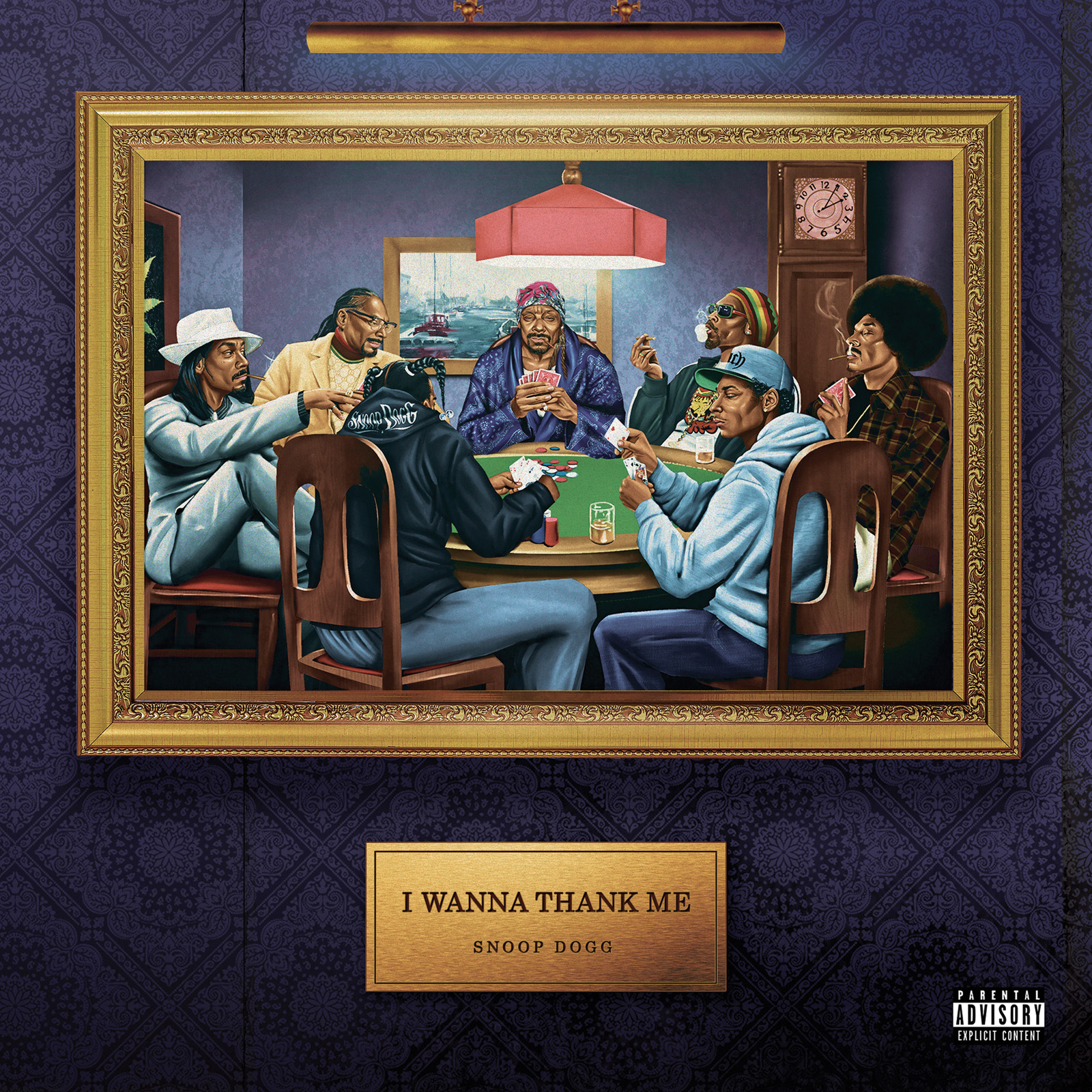 Snoop Doggs musikalisches Vermächtnis 'I Wanna Thank Me' im Full Album Stream | Albumtipp