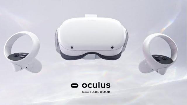 فيسبوك تعلن رسميا عن نظارة Oculus Quest 2 بشاشة بمعدل تحديث 90 هيرتز