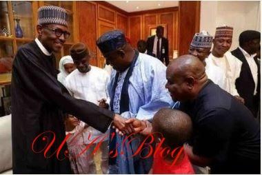 Governors Wike And Umahi Clash Over Buhari