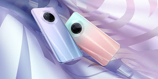 Huawei's new HUAWEI Y9a features