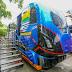 Prototipe LRT Metro Kapsul Dipajang di Alun-Alun