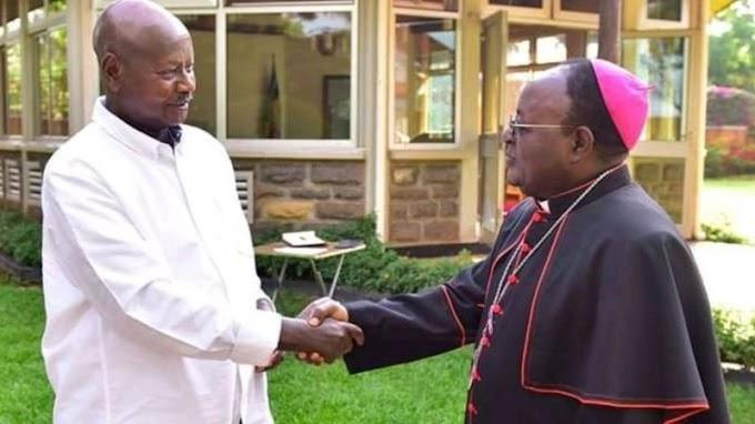 Cyprian Kizito Lwanga Askofu Mkuu wa Kanisa Katoliki Kampala Amefariki