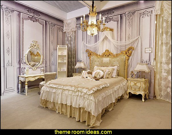 Decorating Theme Bedrooms Maries Manor Princess Style Bedrooms  Princess Bedroom Set