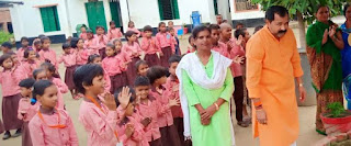 प्रदेश के प्रथम मुख्यमंत्री गोविंद वल्लभ पंत की मनाई गई जयंती  | #NayaSaberaNetwork
