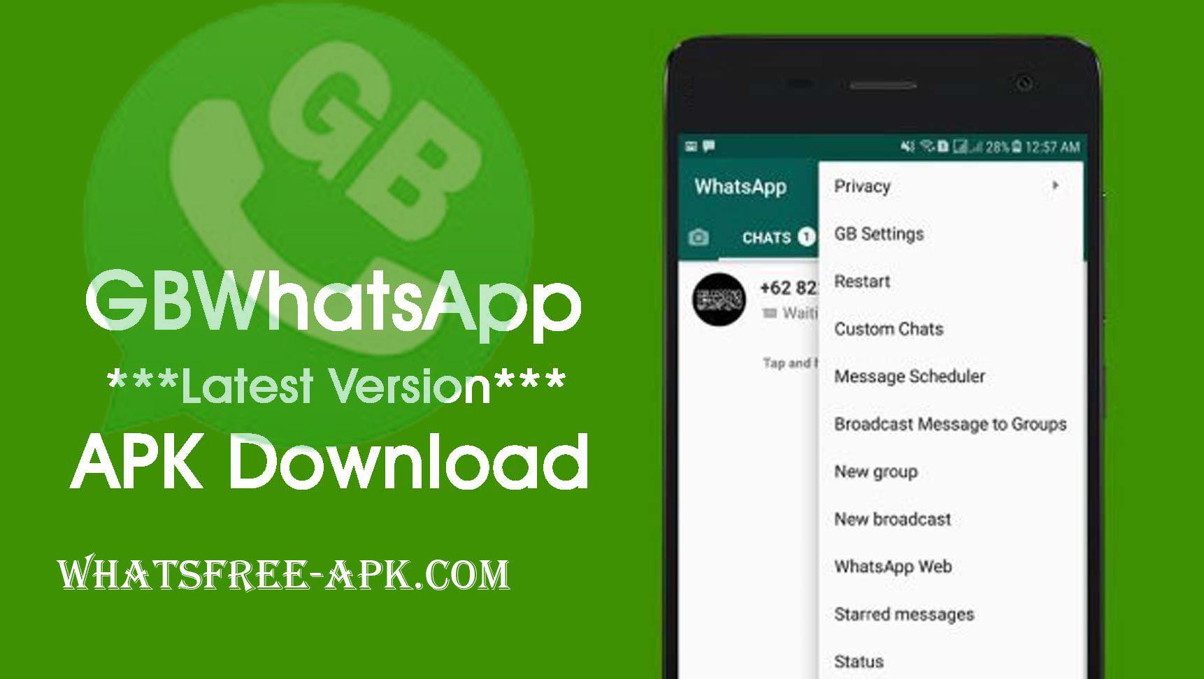 Gbwhatsapp تنزيل جي بي واتساب أحدث اصدار 2021