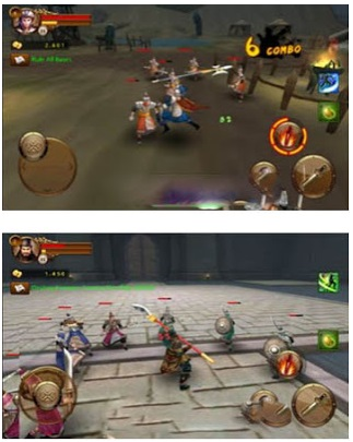 Download New The Heroes Of Three Kingdoms APK Games Like Dynasty Warrior Free