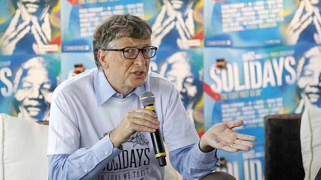 Antara Bill Gates, Vaksin Virus Corona, dan Implan Microchip