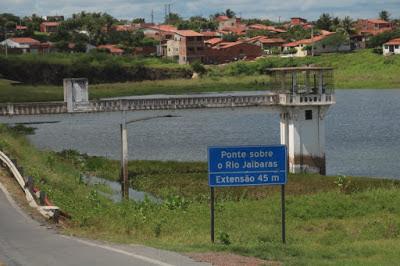 Açude Ayres de Sousa está com 91% de sua capacidade
