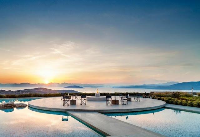 Αργολίδα: Το Amanzoe στο Κρανίδι ανακηρύχθηκε 4o καλύτερο ξενοδοχείο της Ευρώπης