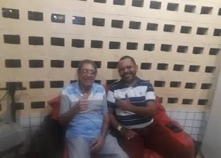 Altomir Nascimento confirma candidatura em 2024 á vereador em Pilõezinhos com o apoio de Dr. Aluísio Paredes.