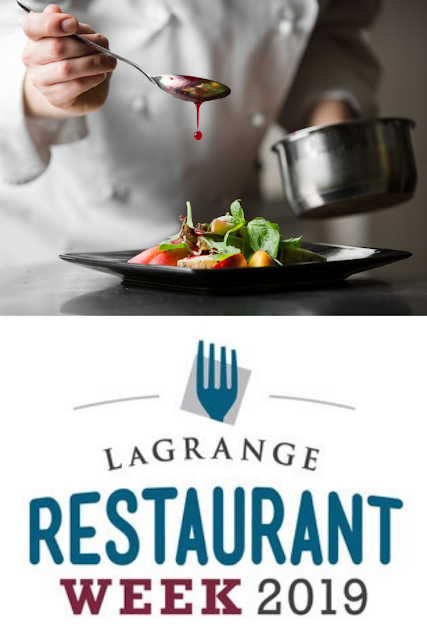 La Grange Restaurant Week February 22-March 7, 2019