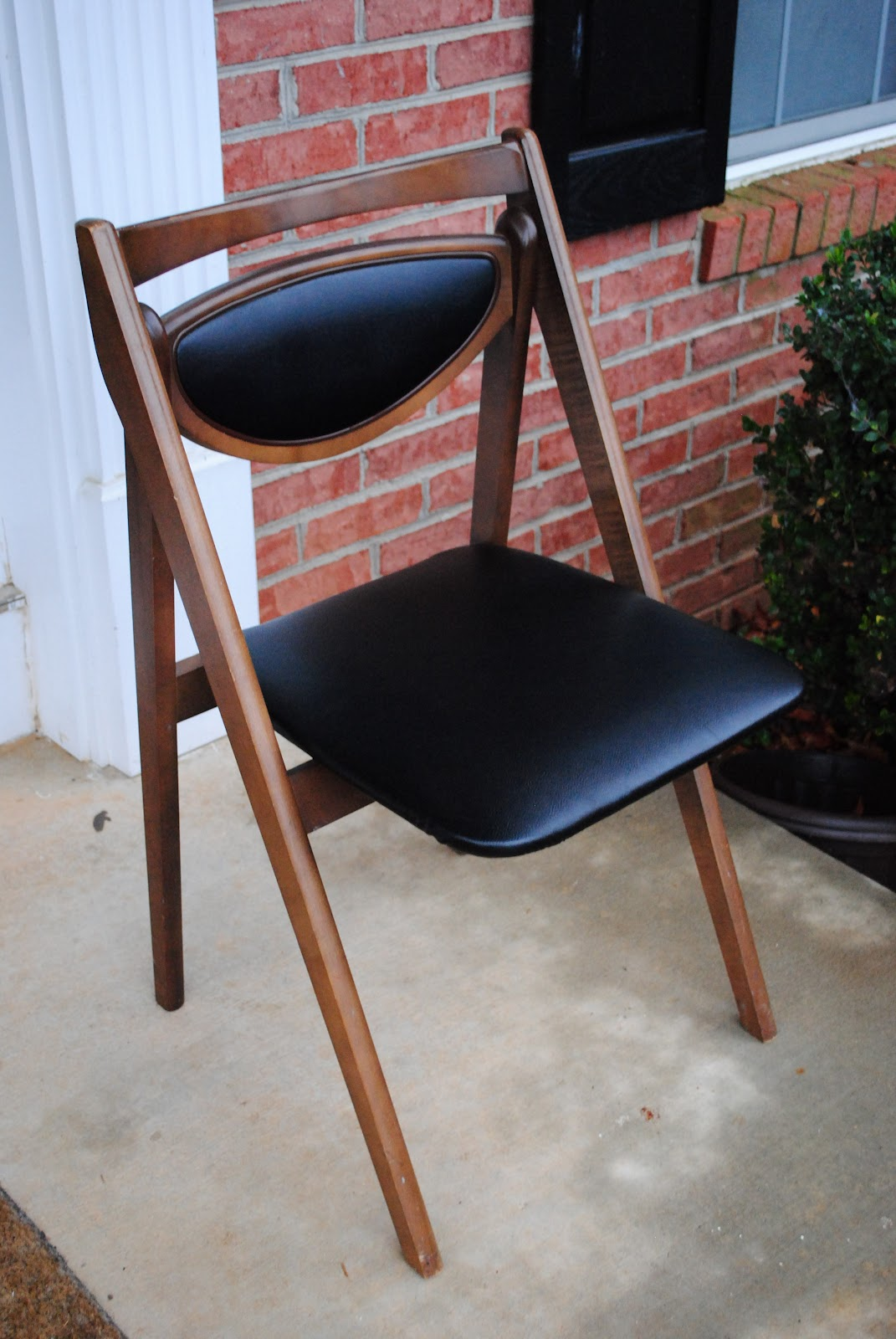 modern folding chair big joe roma mid century finds 3 vintage stakmore