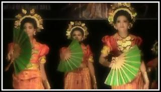 Tari Patuddu Tarian Tradisional Dari Sulawesi Barat