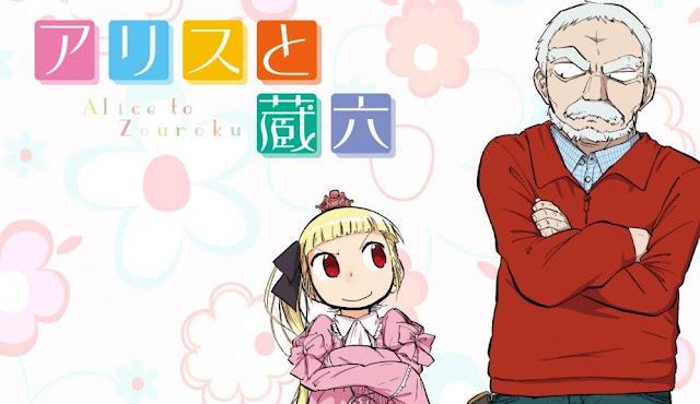 Anime Bagus Underrated  yang Jarang Ditonton/Direkomendasi - Alice to Zouroku