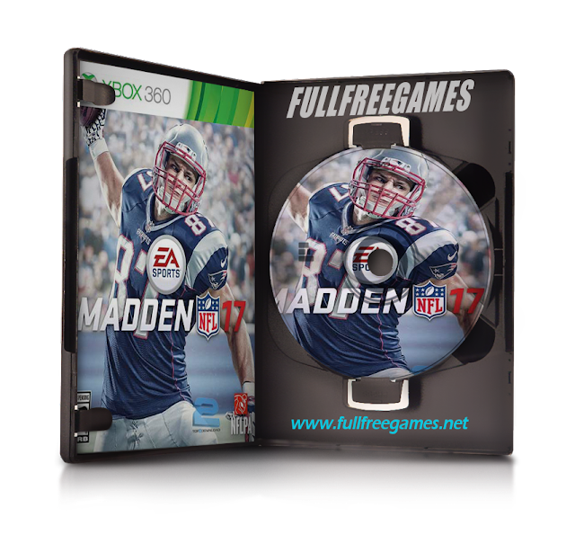 Madden NFL 17 Xbox 360 Download Full Version Game
