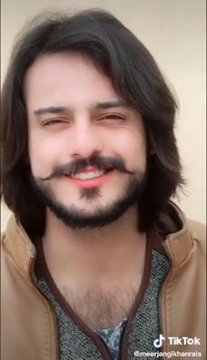 Meer Jangi Khan Rais -  Pakistani TikToker