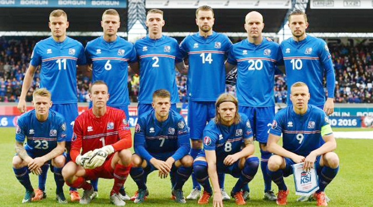 Fakta-fakta Unik Seputar Tim Sepak Bola Islandia