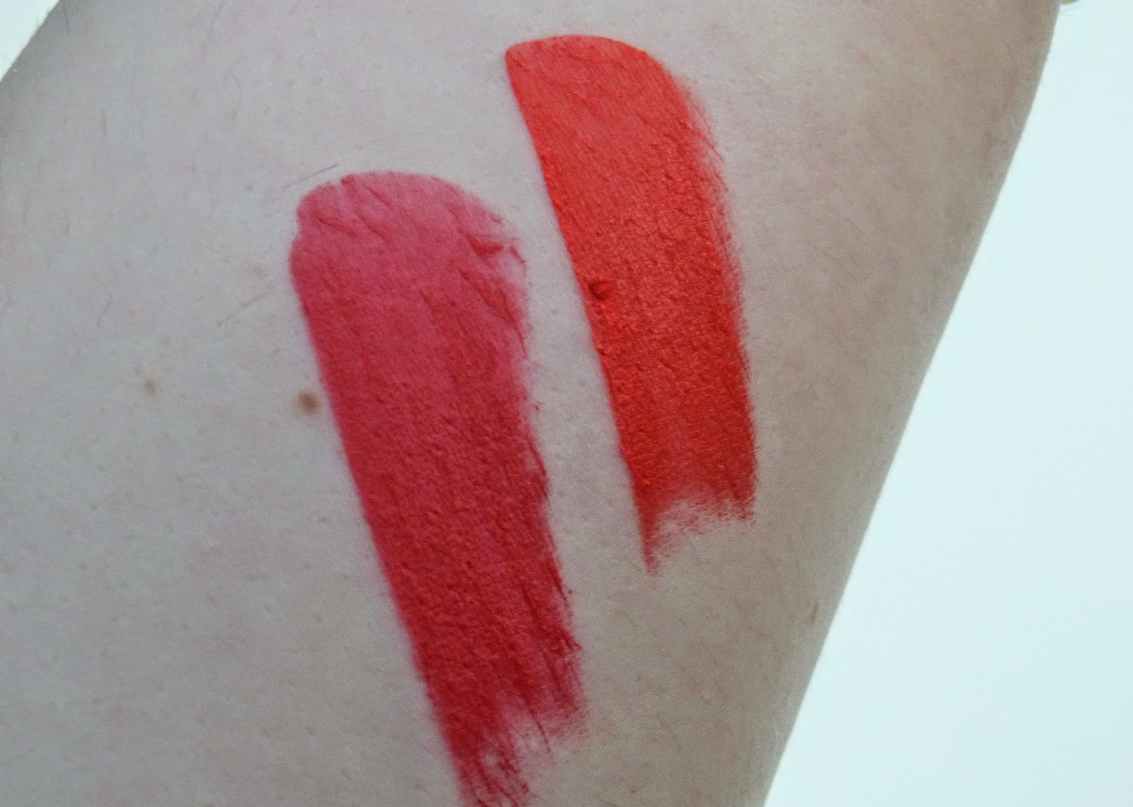 Nars Heat Wave Review images