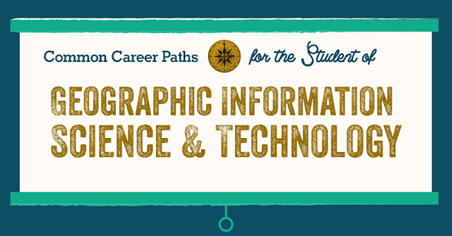 geographic-information-science-and-technology #infographic