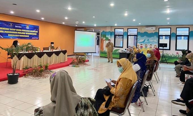 DPPKB Kabupaten Tangerang Kerahkan Duta Perubahan Prilaku untuk Mengedukasi Masyarakat