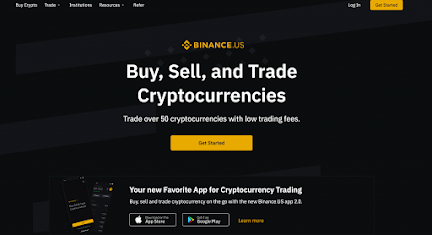 Binance – Best XRP Wallet for Asset Diversity