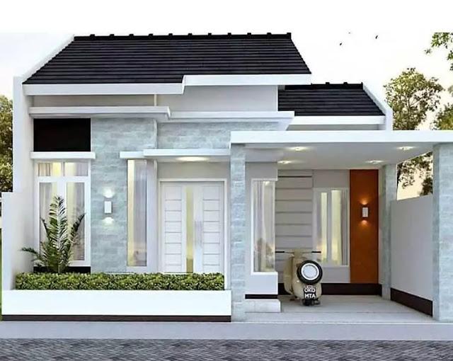 18 Gambar Rumah Minimalis Tampak Depan Beri Mardiansyah