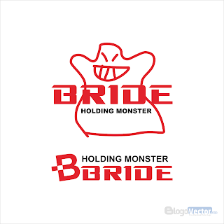 Bride Holding Monster Logo vector (.cdr)