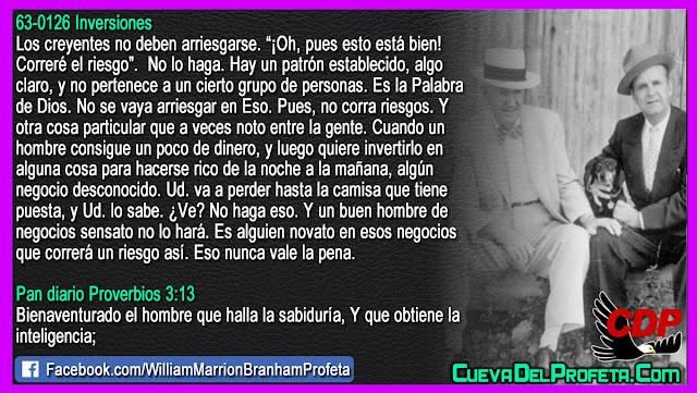 Un buen hombre de negocios - William Branham en Español