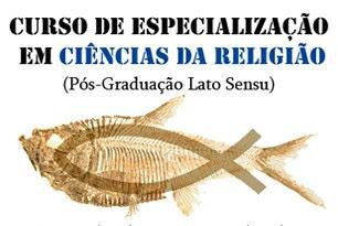 Resultado de imagem para Curso de Pós Graduação em Ciências da Religião