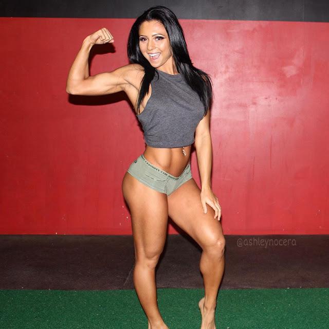 Ashley Nocera butt