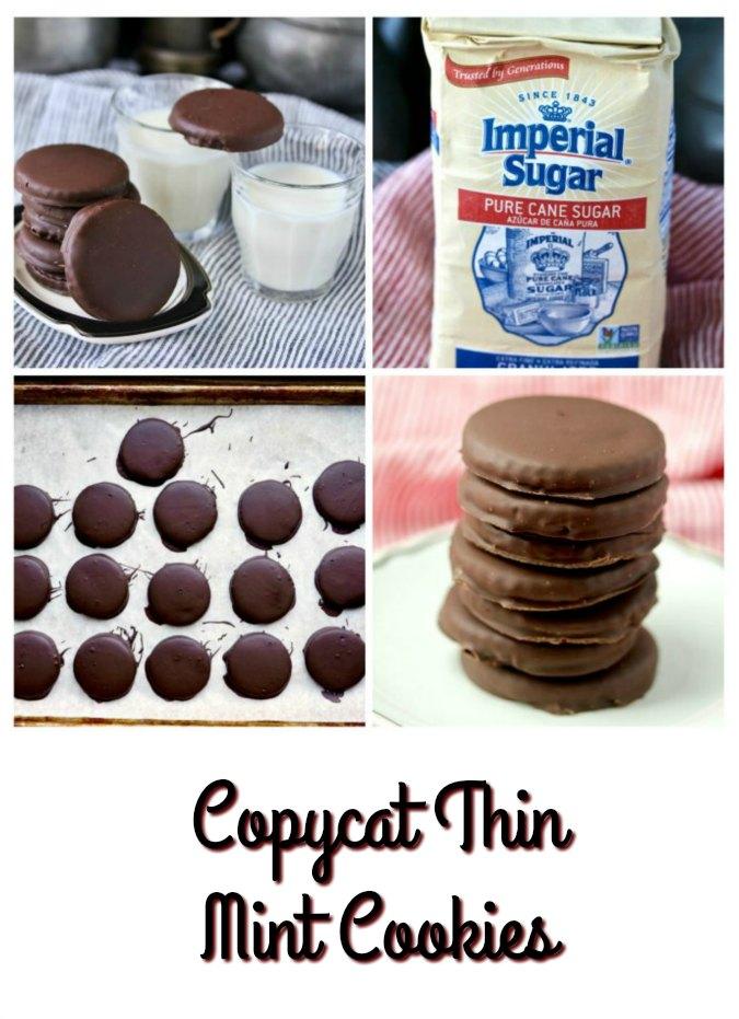 Copycat Thin Mints